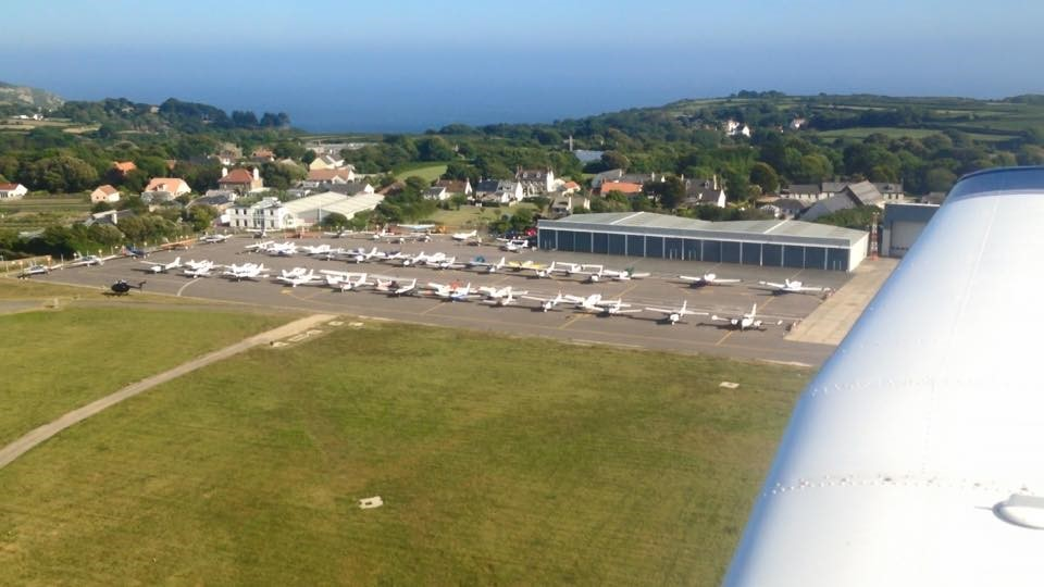 Irland & Guernsey Air Rally 2019