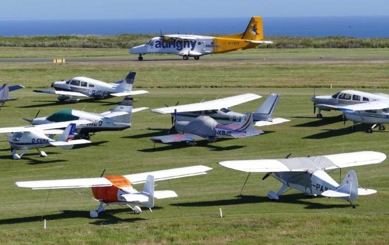 Alderney Fly-In & Irland 2021